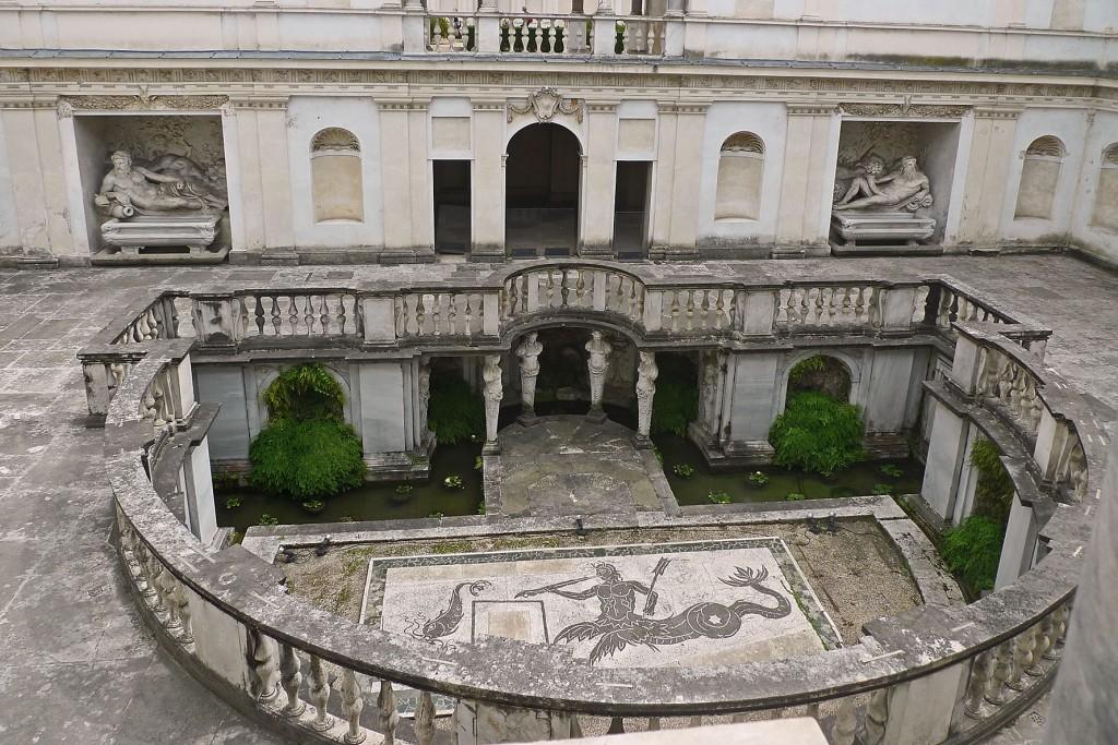 VillaJuliaNymphaeum