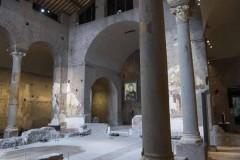 """""""Santa Maria Antiqua"""" nel Foro Romano"""