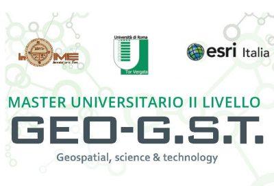 Master universitario di II livello GEO-G.S.T.