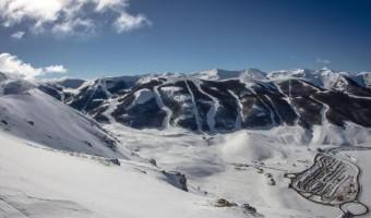 Sciare presso Rocca di Cambio