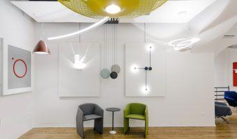 Hikaro - showroom di illuminazione