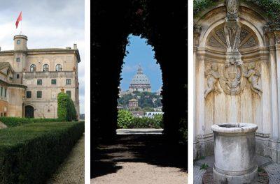 Visita alla Villa Magistrale dei Cavalieri di Malta all'Aventino