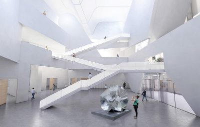 Steven Holl Architects: una nuova