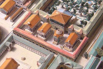 Roma: nuova sistemazione per l'Area Sacra di Largo Argentina