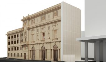 Roma: apre il Palazzo Merulana con una collezione d'arte e mostre d'arte contemporanee