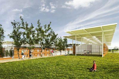 TAMassociati, Renzo Piano e Progetto CMR in Uganda