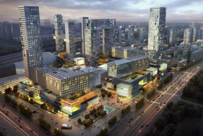 I progetti di RM Architects Ltd. dall'Italia per la Cina