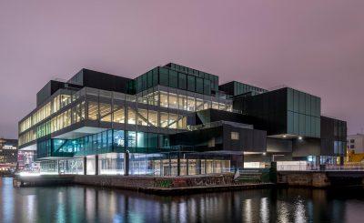 Architettura contemporanea a Copenaghen