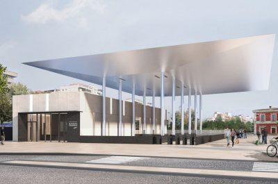 Rigenerazione a Matera: la nuova stazione ferroviaria di Stefano Boeri