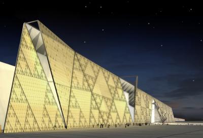 """Il Grand Egyptian Museum (GEM) di Giza: un nuovo museo """"faraonico"""" in Egitto"""