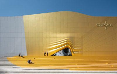 The Imprint, il  complesso di edifici di MVRDV a Seul