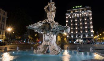 Le fontane scomparse del Bernini