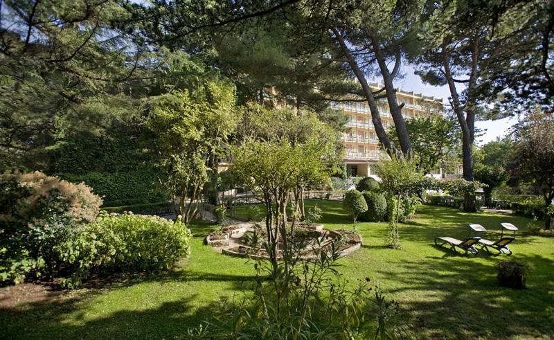 Hotel San Giorgio Fiuggi convenzione ALOA