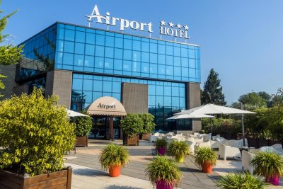 Airport Hotel - 4 stelle