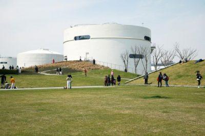 Apre Tank Shanghai, il museo privato nelle ex cisterne di carburante per aerei
