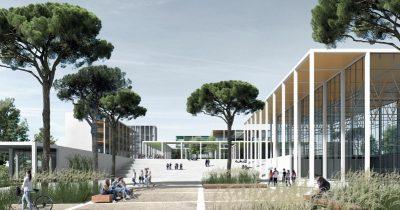 Nuova Sede Istat e Campus Bio-Medico di Roma