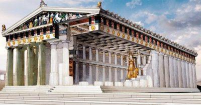 Atene, sarà ricostruita la Cella del Partenone