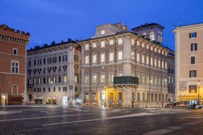 Apre Palazzo Bonaparte, un altro spazio culturale per Roma