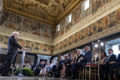 """Roma, """"Quirinale contemporaneo"""", arte e design"""