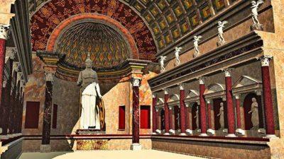 Fendi finanzia il restauro del Tempio di Venere e Roma