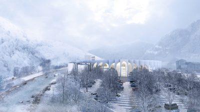 """I """"big"""" per la San Pellegrino: nuovo progetto per la fabbrica-expo"""