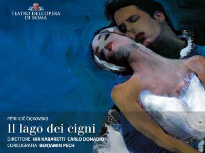 Il Lago dei Cigni - Teatro dell'Opera di Roma