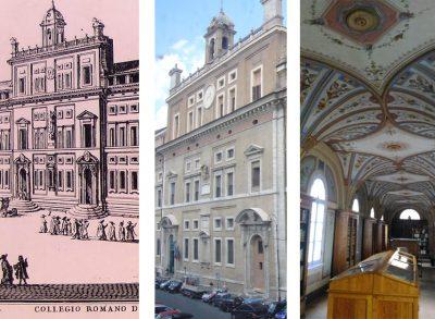 Visita al Collegio Romano - apertura straordinaria