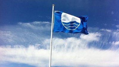 Roma: due Bandiere Blu per le acque