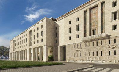 Nuovo hotel di Bulgari a Piazza Augusto Imperatore