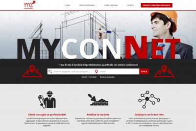 myconNet: Network del settore delle costruzioni e degli impianti