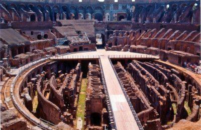 Roma, una nuova Arena per il Colosseo