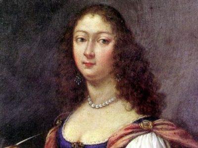 """Bologna (1660): la pittrice """"maestra"""" Elisabetta Sirani e la prima scuola femminile di pittura"""