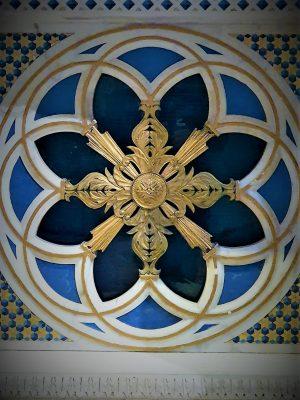 L'altare della Basilica di San Giovanni in Laterano