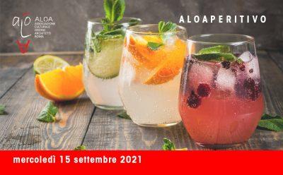 Aloaperitivo 15 settembre 2021